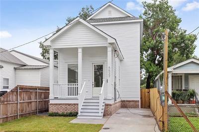 Single Family Home For Sale: 8527 Cohn Street