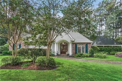 Madisonville Single Family Home For Sale: 125 Brewster Road
