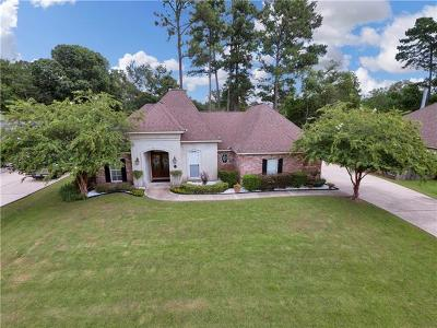 Covington Single Family Home Pending Continue to Show: 228 Stonewood Drive