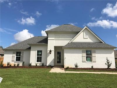 Madisonville Single Family Home For Sale: 536 Silver Oak Drive
