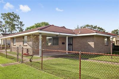 Westwego Single Family Home Pending Continue to Show: 701 West Drive