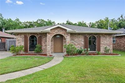 Mereaux, Meraux Single Family Home For Sale: 2413 Judy Drive