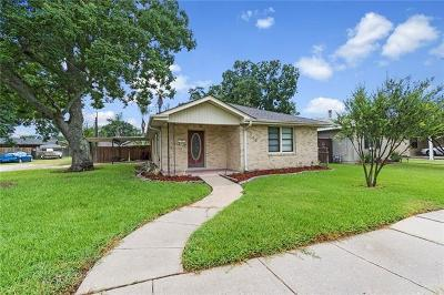 Metairie Single Family Home For Sale: 300 N Sibley Street