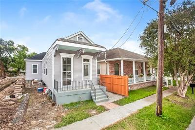 New Orleans Single Family Home For Sale: 2909 Aubry Street