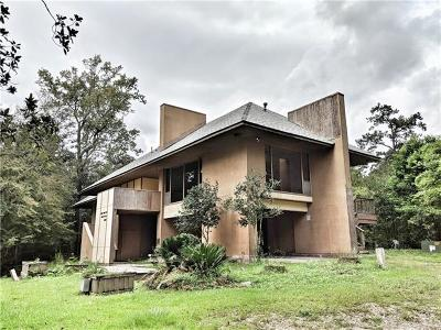 Covington Single Family Home For Sale: 72265 Military Road