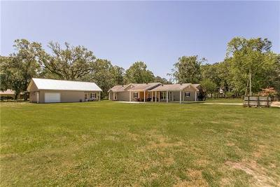 Madisonville Single Family Home For Sale: 1714 Hwy 22 Highway