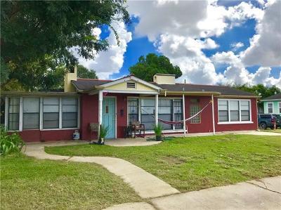 Single Family Home For Sale: 9101 S Claiborne Avenue
