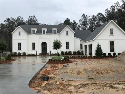 Mandeville LA Single Family Home For Sale: $1,115,000