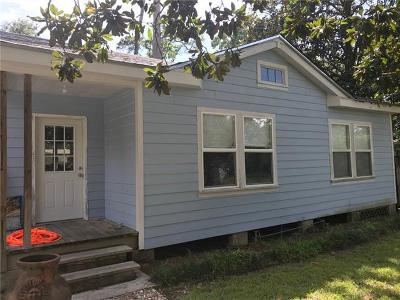 Mandeville Single Family Home For Sale: 1822 Montgomery Street
