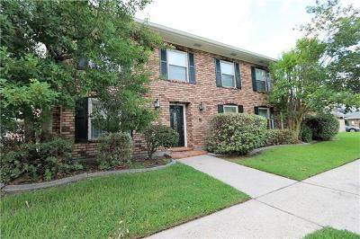 Kenner Single Family Home For Sale: 5201 Janice Drive