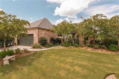 Covington Single Family Home For Sale: 846 S Corniche Du Lac