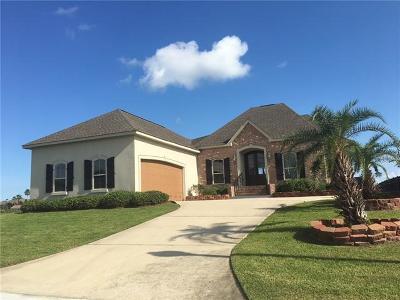 Slidell Single Family Home For Sale: 1521 Regatta Cove