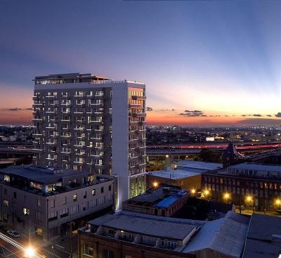 New Orleans Condo For Sale: 1100 Annunciation Street #906