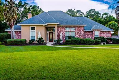 Slidell Single Family Home Pending Continue to Show: 117 E Byron Court