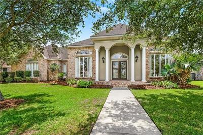 Slidell Single Family Home For Sale: 240 Masters Point Court