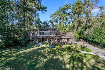 Covington Single Family Home For Sale: 110 Bayberry Drive