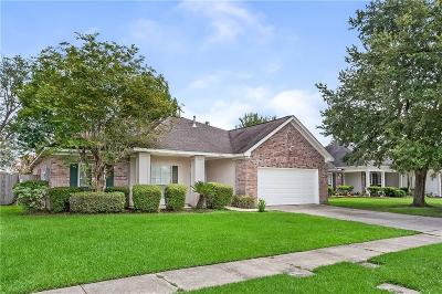 Slidell Single Family Home For Sale: 1018 Tricia Drive