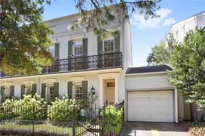 New Orleans Condo For Sale: 1604 Third Street #1604