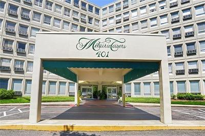 Metairie Condo For Sale: 401 Metairie Road #632