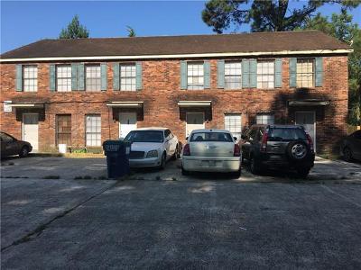 Multi Family Home For Sale: 46037 #204-207 Rufus Bankston Road