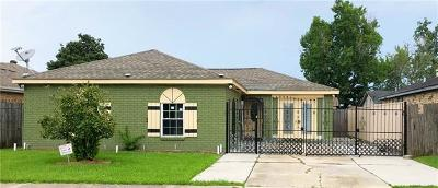 Marrero Single Family Home For Sale: 5093 Towering Oaks Avenue