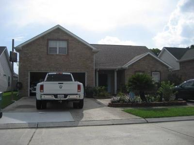 Marrero Single Family Home For Sale: 2824 Sprig Drive