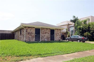 Kenner Single Family Home For Sale: 3333 Grandlake Boulevard
