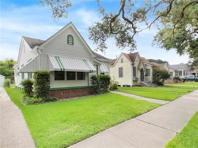 Single Family Home Pending Continue to Show: 4723 Bienville Avenue