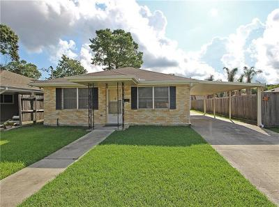 Metairie Single Family Home Pending Continue to Show: 1509 High Avenue