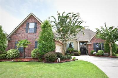 Slidell Single Family Home For Sale: 118 Cypress Lakes Drive