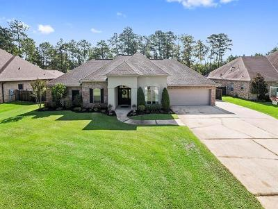 Madisonville Single Family Home For Sale: 278 Le Cirque