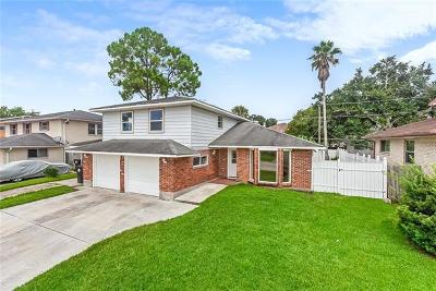 New Orleans Single Family Home For Sale: 2728 Valentine Court
