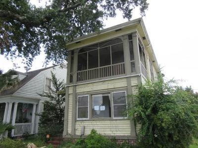 Single Family Home For Sale: 8536-8538 S Claiborne Avenue