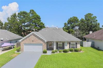 Slidell Single Family Home For Sale: 1006 Tricia Drive