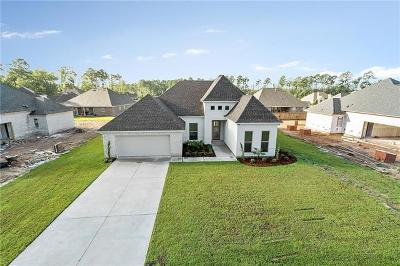 Madisonville Single Family Home For Sale: 521 Silver Oak Drive