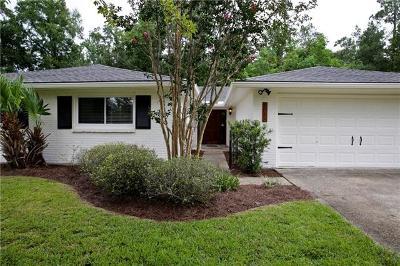 Slidell Single Family Home For Sale: 1013 Teddy Avenue