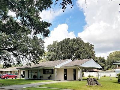 Single Family Home For Sale: 5932 Stratford Place