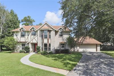 Slidell Single Family Home For Sale: 102 W Durham Drive