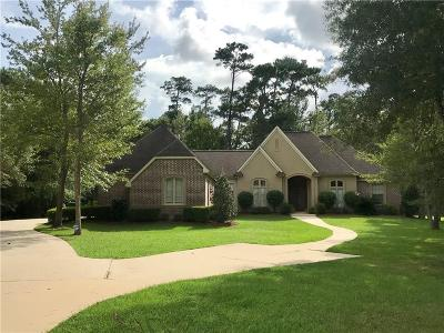 Slidell Single Family Home For Sale: 1046 Parkpoint Drive