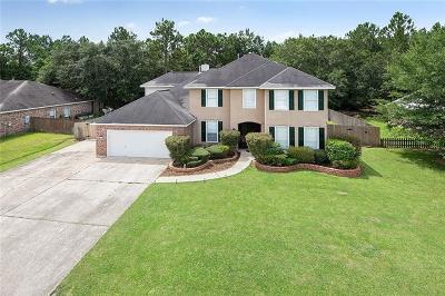 Slidell Single Family Home For Sale: 237 Meadows Boulevard