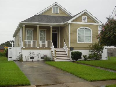 Single Family Home For Sale: 9223 Olive Street