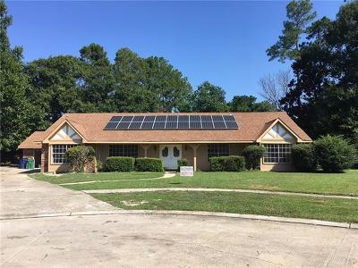 Slidell Single Family Home For Sale: 108 Country Drive