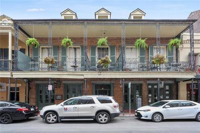 New Orleans Condo For Sale: 515 St Louis Street #6