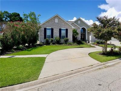 Slidell Single Family Home For Sale: 206 Intrepid Drive