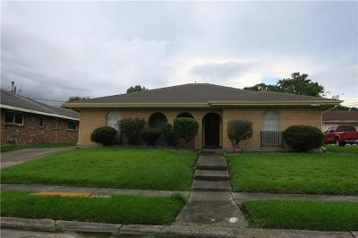 Single Family Home For Sale: 5740 Albany Court