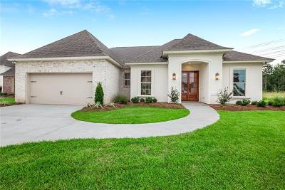 Madisonville Single Family Home For Sale: 1109 Safflower Court