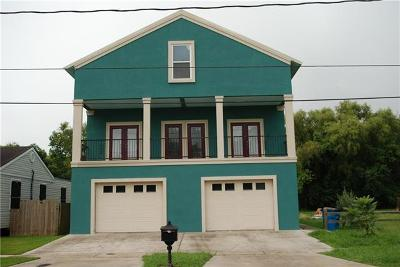 Arabi Single Family Home Pending Continue to Show: 411 Center Street