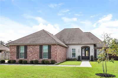 Madisonville Single Family Home For Sale: 614 Grand Oaks Lane
