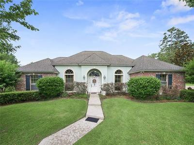 Madisonville Single Family Home For Sale: 702 Shady Lane