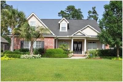 Mandeville LA Single Family Home For Sale: $434,900